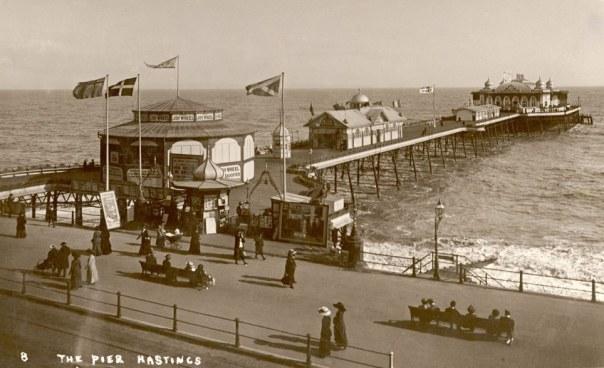 Hastings Pier 1912